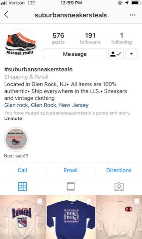Sneakerhead to entrepreneur – The Glen Echo