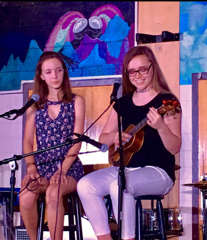 Students brought the heat at Coffee House