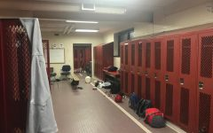 Improvements for boys' team room upcoming