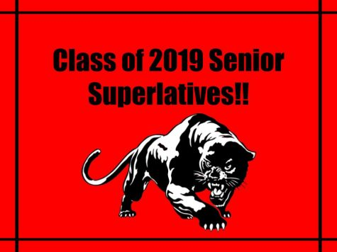 2019 Senior Superlatives
