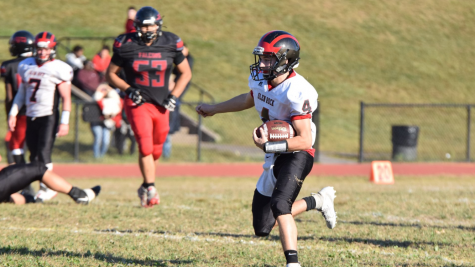 Quarterback Scherer looks to continue his success