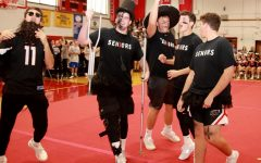 Pep rally excites students for athletics