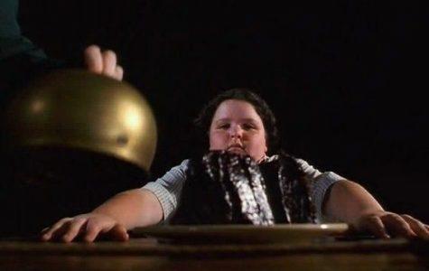 Matilda: Miss Trunchbull's Chocolate Cake
