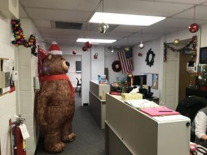 Inside the Attendance office