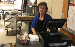 Q&A with the high school lunch lady, Concetta Colella