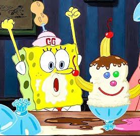 Spongebob's Weenie Hut Jr. Sundae