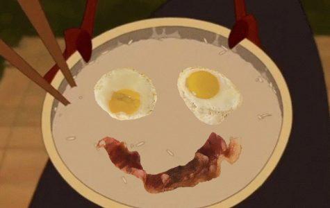 Mushu's Breakfast from Mulan