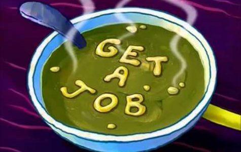 Spongebob's Alphabet Soup