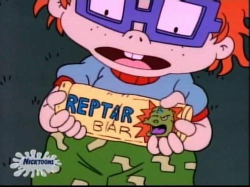 Rugrats: Reptar Bar