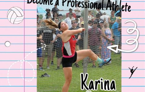 Most Likely to Become a Professional Athlete – Female