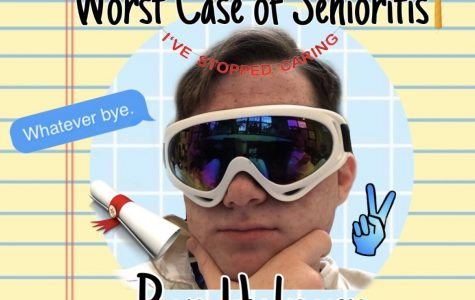 Worst Case of Senioritis – Male