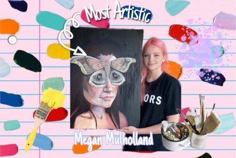 Most Artistic- Female