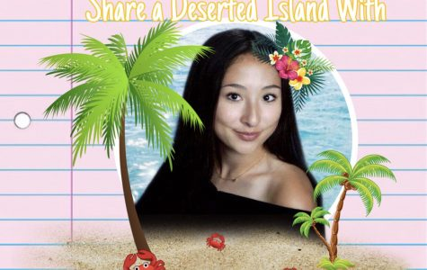 Best Person to Share a Deserted Island With – Female
