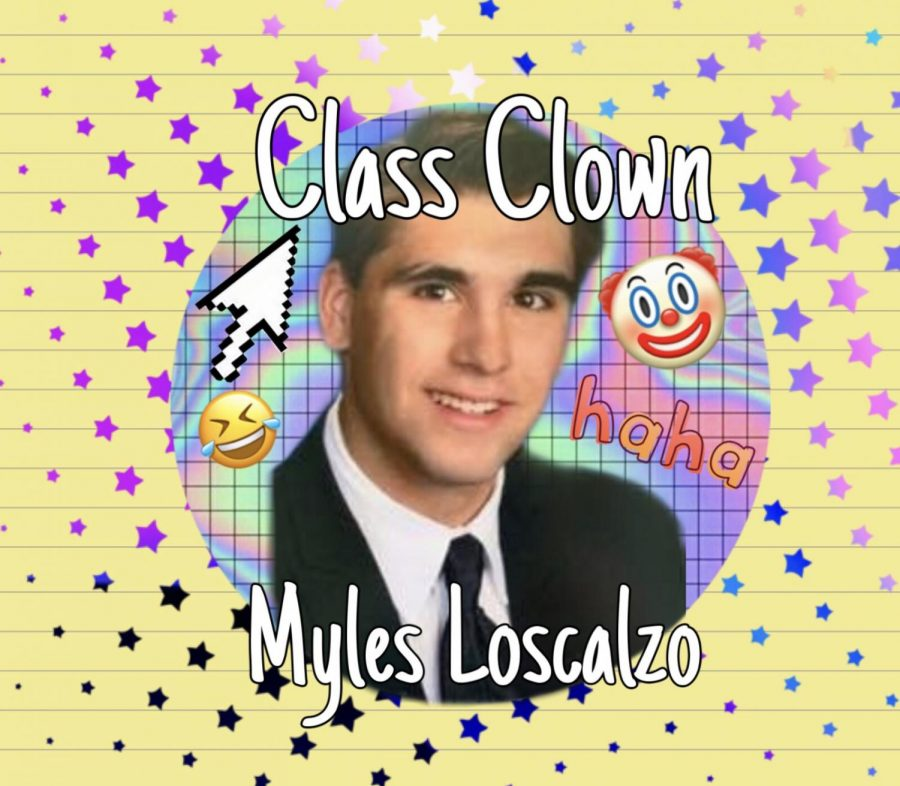 Class Clown - Male