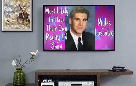 Most Likely to Have Their Own Reality TV Show – Male