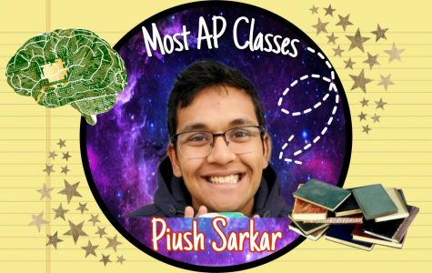 Most AP Classes – Male