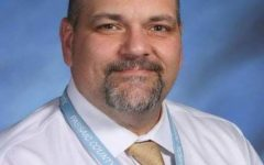 Glen Rock's new middle and high school principal, Dr. Michael Parent.