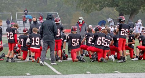 As the players safely huddle up before the onset of a game, coaches and captains remind all athletes that despite the challenges that the past year has brought, their love and effort toward the sport will always prevail to success.
