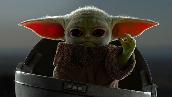 My take on Yoda's race baby. Rendered in Octane in Cinema4D, sculpted in ZBrush, retopology was done in Maya, Texturing in Substance Painter.