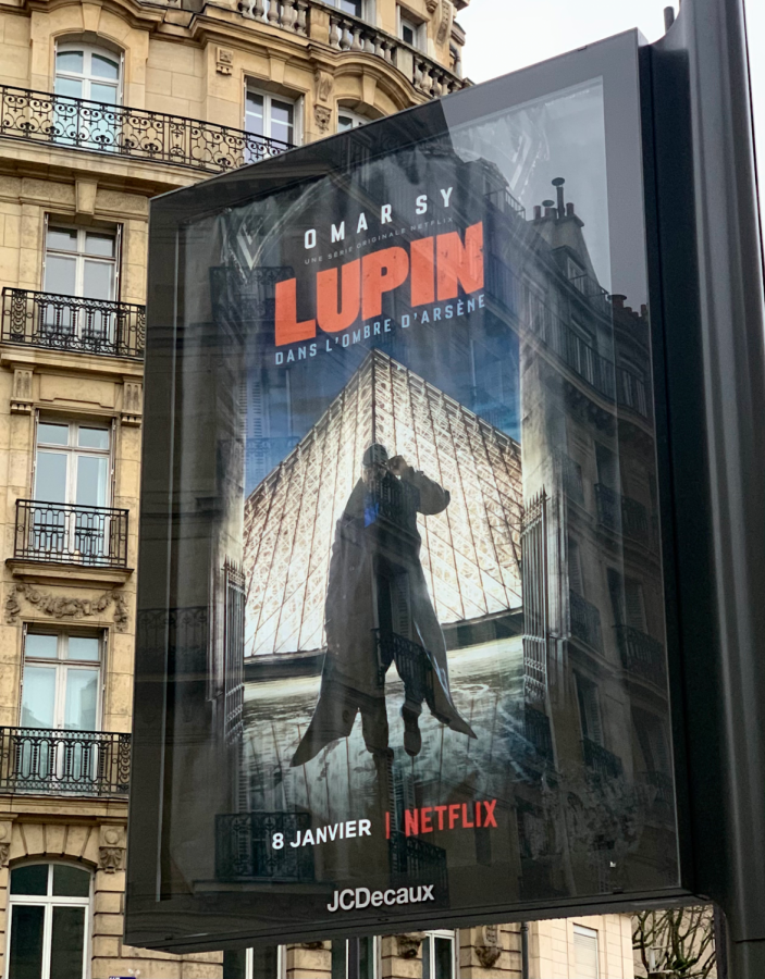 'Lupin,' taking Netflix by storm