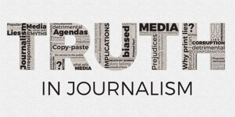 This graphic makes it coherently clear that while journalism is typically correlated with the word truth, the reality is that there is so much more to the truth then what appears to be.