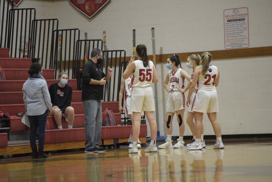 Glen Rock Girls Basketball Completes Winning Season in a Very Unique Year