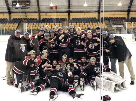 Cinderella story ends in championship fashion for the Glen Rock Hockey team